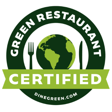 Saddle River Cafe Green Certified
